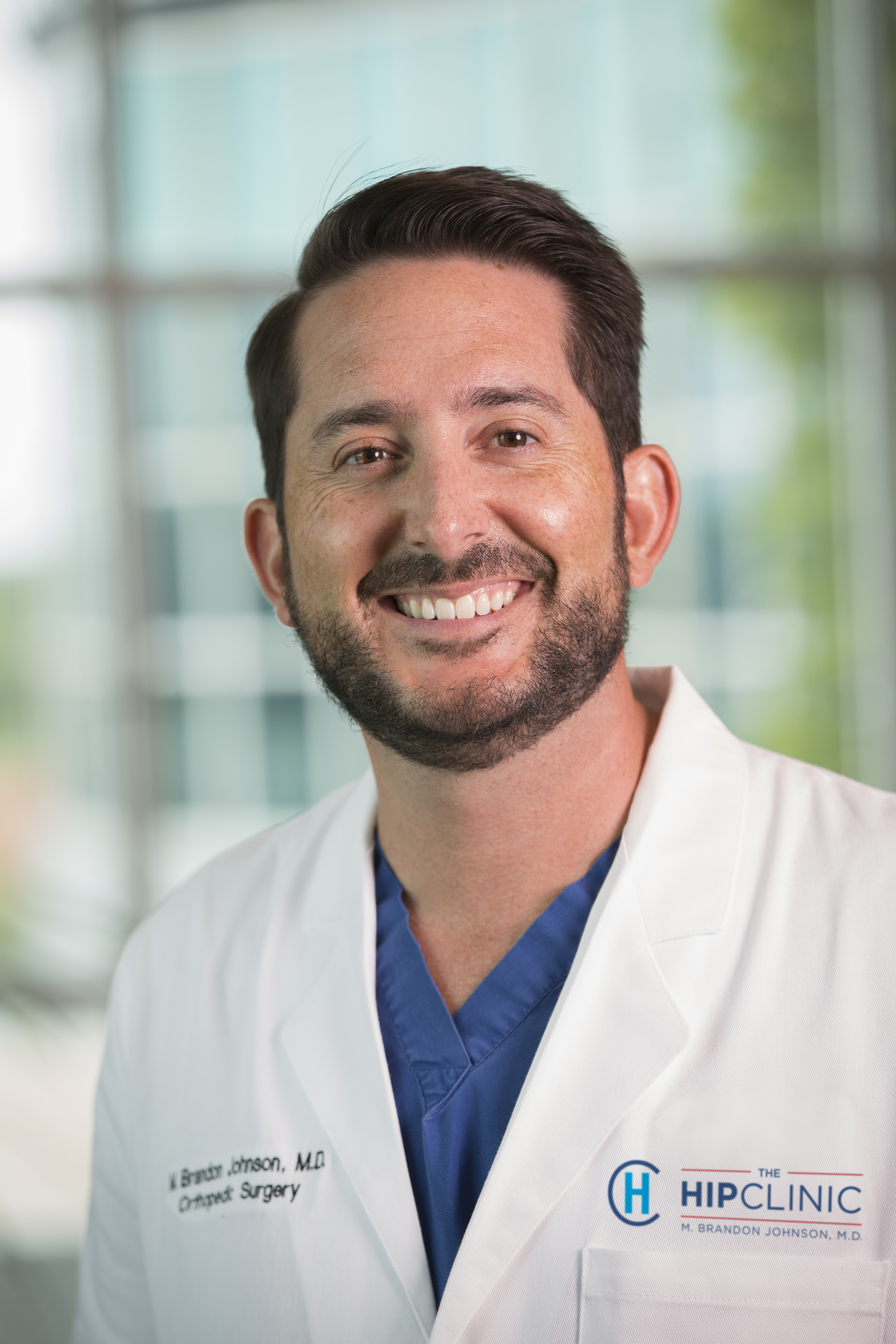 Brandon Johnson, MD | Orthopedic Surgeon in Oklahoma City
